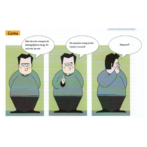Cartoon Comu BSAE Community
